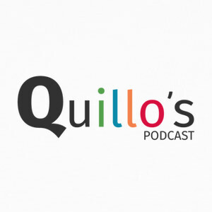 Camisetas Quillos Podcast - Logotipo
