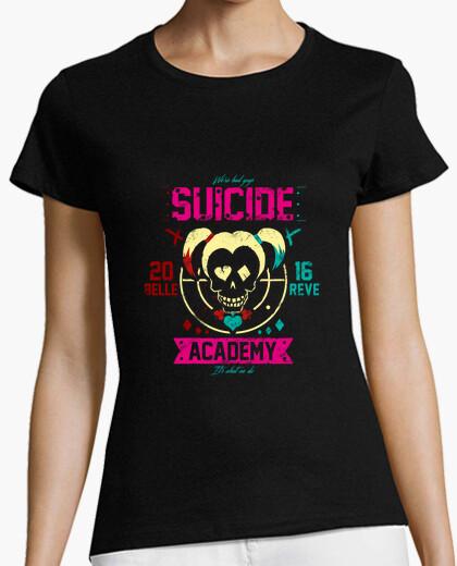 Quinn academy suicide t-shirt