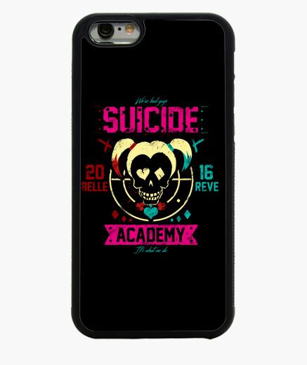 Cover iPhone 6 / 6S quinn accademia suicidio