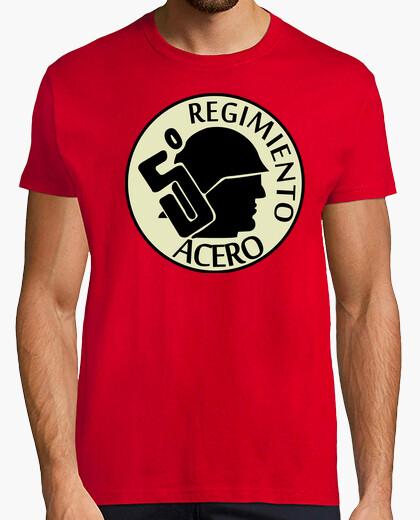 Camiseta Quinto regimiento
