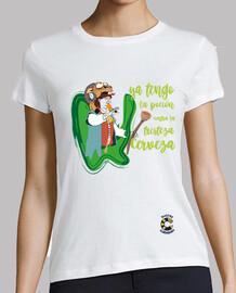 quitapupa t-shirt woman