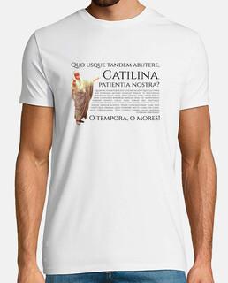 Quo usque tandem abutere, Catilina, pat