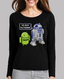 R2-D2 de Star Wars a Android: Yo soy tu