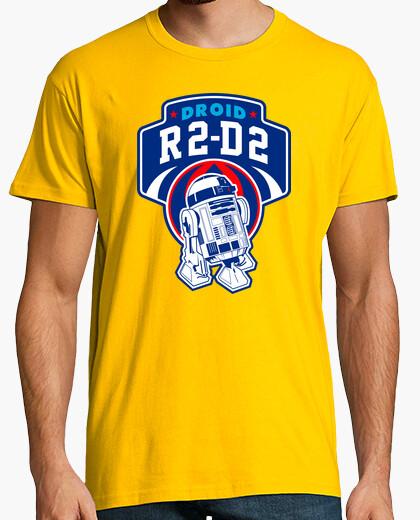 Camiseta R2-D2 (La Guerra de las Galaxias)