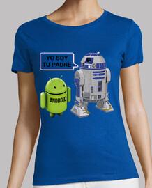 R2 D2 de Star Wars a Android: Yo soy tu padre