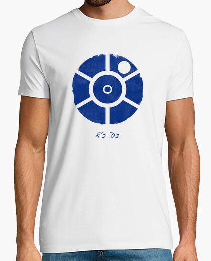 Camiseta r2 superior