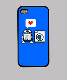 R2D2 enamorado