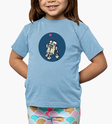 Ropa infantil R2D2 Star Wars