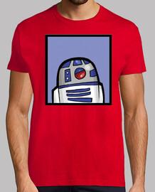 R2D2 Star Wars StarWars camisetas frikis friki
