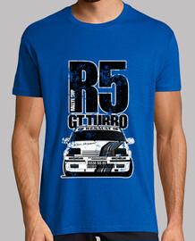 R5 GT TURBO RASGADO ByN