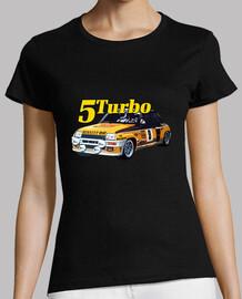 r5 turbo chica