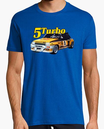 Camiseta r5 turbo chico