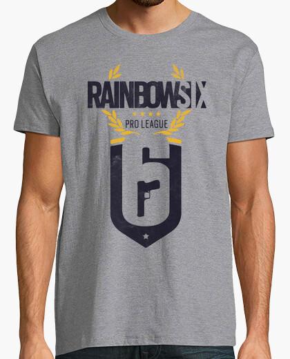 Camiseta r6 pro league