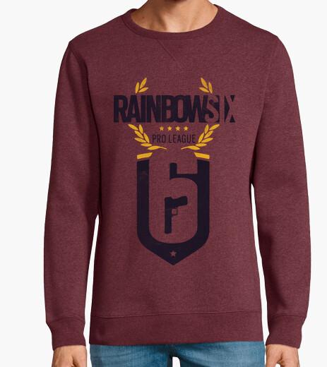 R6 pro league hoody