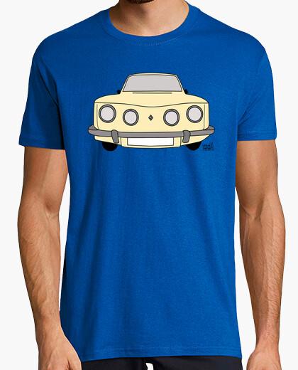 Camiseta R8 Crema