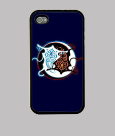 raava x vaatu iphone 4 cover
