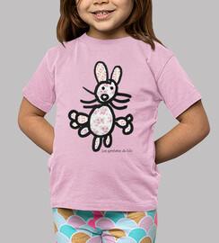 Rabbit of fabric