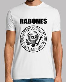 Rabones (tinta negra)