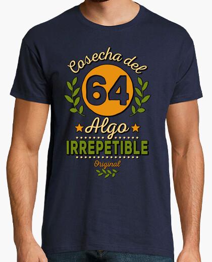 T-shirt raccolto del 64 irripetibile