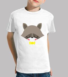raccoon uomo