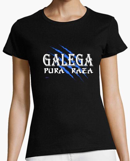 Tee-shirt race galicienne