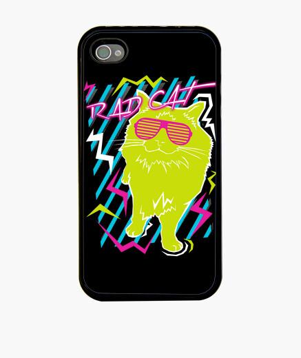 Cover iPhone rad cat