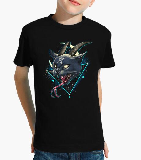 Rad Devil Cat children's clothes