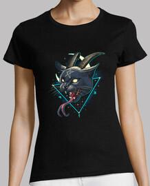 rad diable chat chemise femme