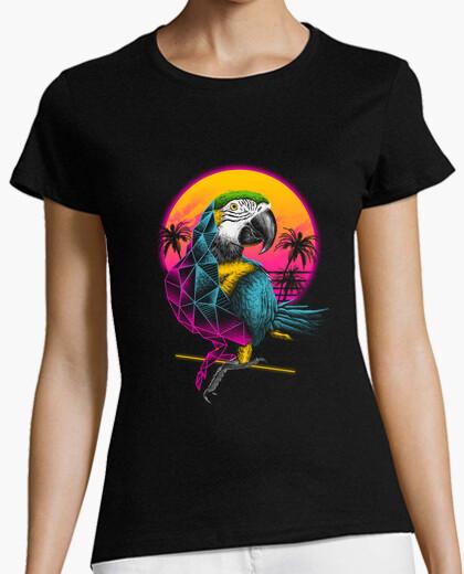 52ebca17 rad parrot shirt womens T-shirt - 1695979 | Tostadora.com