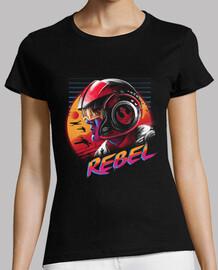 rad rebel chemise femme