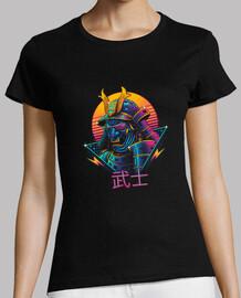 rad samurai shirt frauen