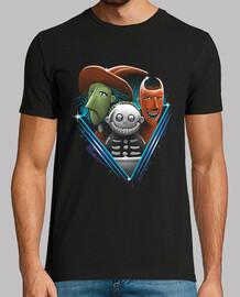 rad trio shirt homme