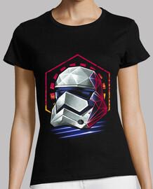 rad trooper camisa para mujer