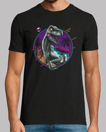 Rad Velociraptor Shirt Mens
