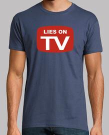 radica en la televisión