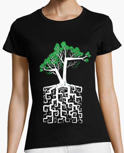 T-shirt radice quadrata - radice quadrata