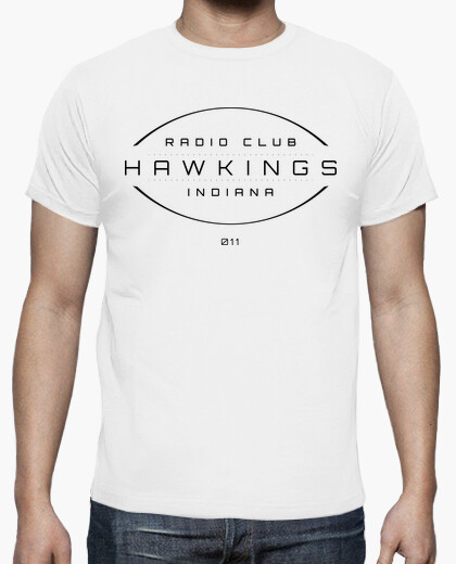 Camiseta Radio Club Hawkings