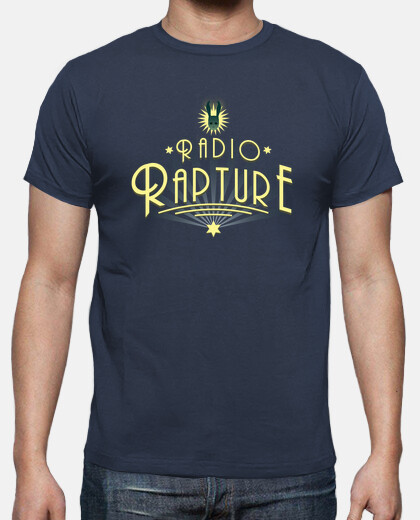 Camisetas Radio Rapture