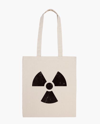 Radioactive bag