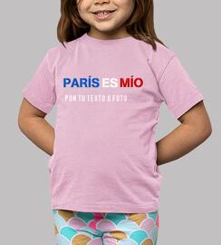 Rafa Nadal París es mío