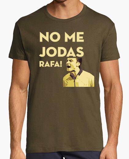 T-shirt rafa non scopare con me!