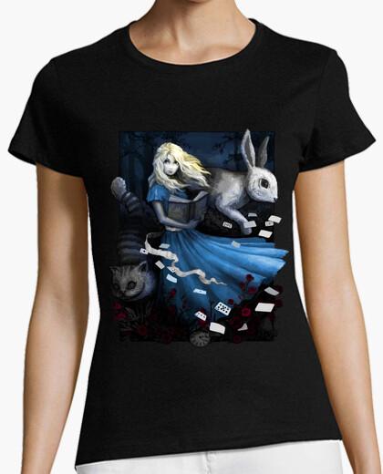 T-shirt ragazza avventura