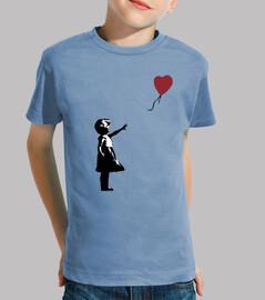 Ragazza con Palloncino (Banksy)