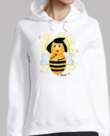 ragazza delle api