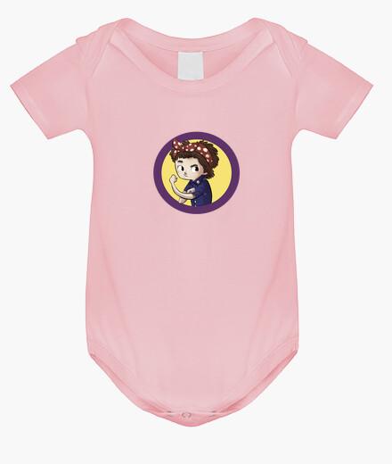 Abbigliamento bambino ragazza femminista