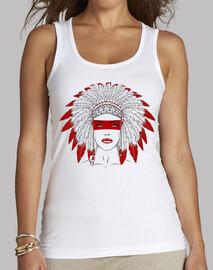 ragazza nativa