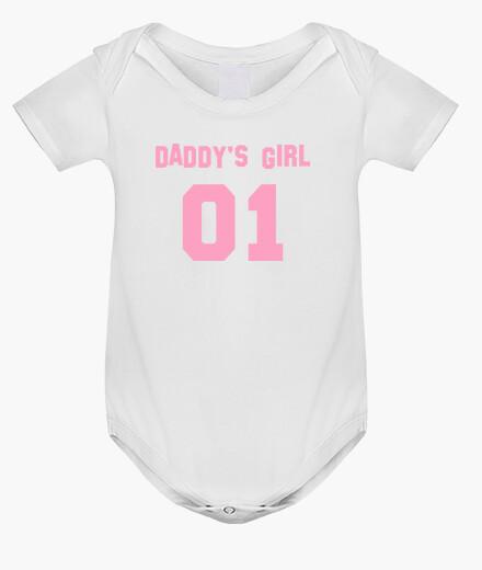 Abbigliamento bambino ragazza papà 01