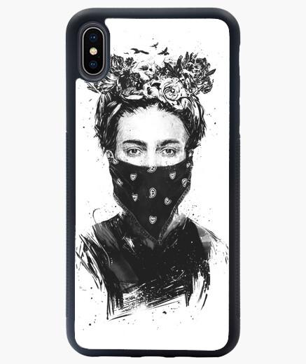 Cover iPhone XS Max ragazza ribelle
