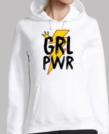 ragazze pwr