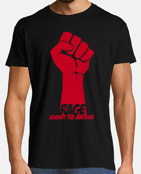 rage against the machine v2 (rojo)